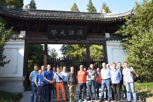 Der Executive MBA der Universität Zürich auf Studienreise in Shanghai