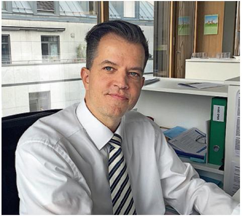 Artikel über unseren Alumnus Thomas Weckemann