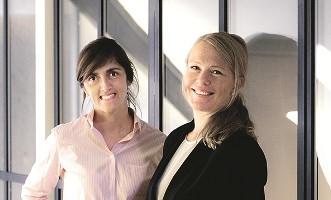 Erfolgsgeschichte von zwei EMBA-Absolventinnen