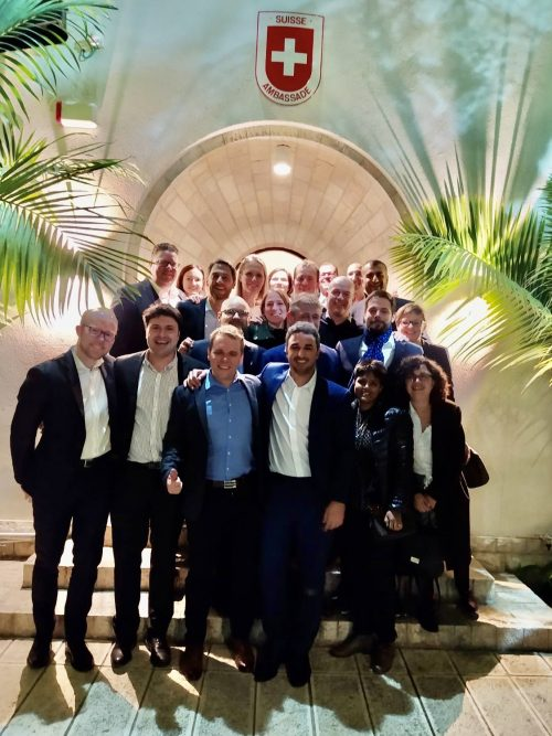 EMBA UZH exploring the Start-Up Nation – Learning Expedition to Israel