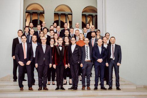 Abschlussfeier Lehrgang 2017-2019 Executive MBA Universität Zürich