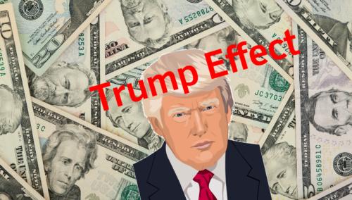 Die Wall Street im Banne von Präsident Trump